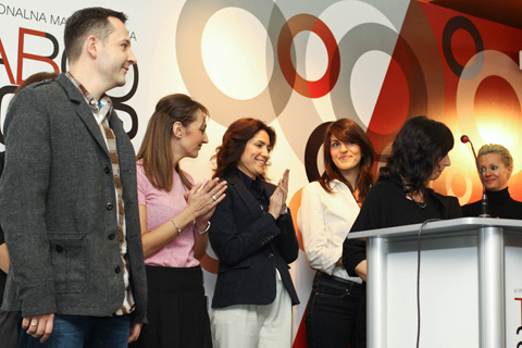 MCCANN BEOGRAD HAS BEEN SELECTED FOR THE SECOND TIME IN A ROW TO BE THE MOST SUCESSFUL AGENCY 2