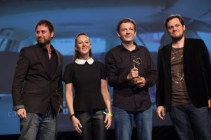 MCCANN THE MOST SUCCESSFUL AT THE GOLDEN DRUM FESTIVAL 2