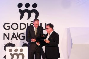 I&F MCCANN GRUPA RECOGNISED BY THE SERBIAN ASSOCIATION OF MANAGERS FOR BEST REGIONAL PROJECT 1