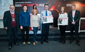 "AGENCY ""MCCANN BELGRADE"" THE MOST SUCCESSFUL IN 2013 2"