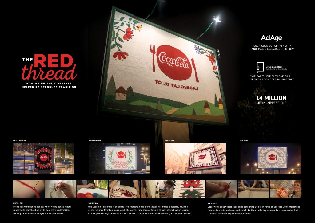 """The Red Thread"" best project at BalCannes 3"
