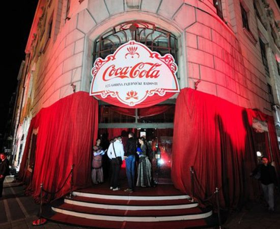 125 YEARS OF COCA-COLA