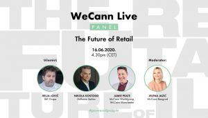 WeCann Live panel: Budućnost maloprodaje 1